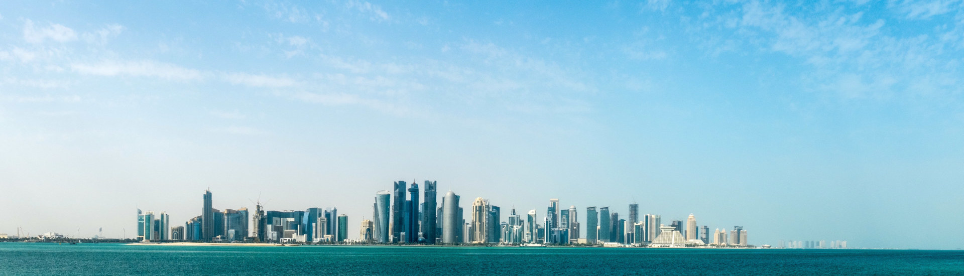 skyline-of-doha-qatar