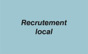 Recrutement local