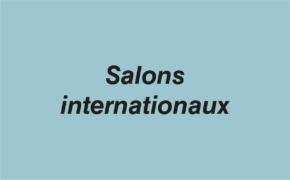 Salons internationaux