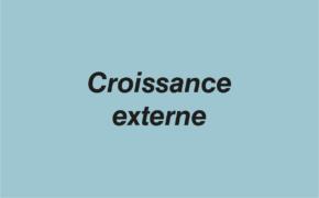 Croissance externe