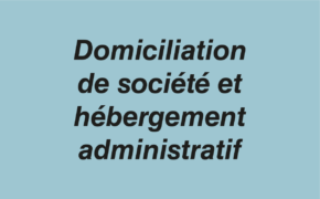 Domiciliation hébergement