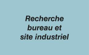 Recherche bureau siteindustriel